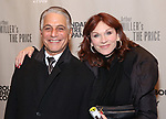 """Tony Danza and Marilu Henner attends the  Broadway Opening Night performance After Party for the Roundabout Theatre Production of """"The Price"""" at the American Airlines TheatreTheatre on March 16, 2017 in New York City."""