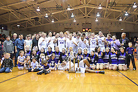 HHS Boys Basketball v GC @ EHT 013112