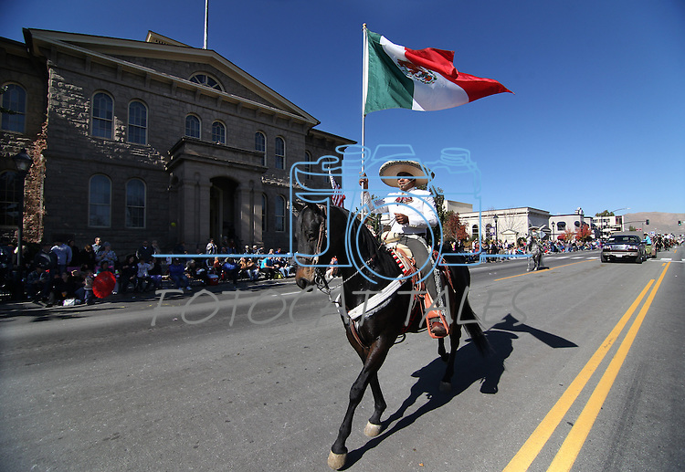 Images from the annual Nevada Day Parade in Carson City, Nev., on Saturday, Oct. 28, 2011..Photo by Cathleen Allison
