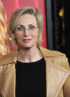 "Jane Lynch at the premiere of HBO TV series ""The Comeback"" at the El Capitan Theatre, Hollywood.<br /> November 5, 2014  Los Angeles, CA<br /> Picture: Paul Smith / Featureflash"