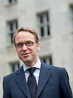 Berlin, Dienstag (07.05.13), Der Präsident der Deutschen Bundesbank, Jens Weidmann, kommt zur Feierstunde 25 Jahre Deutsch-Französischer Finanz- und Wirtschaftsrat. Foto: Michael Gottschalk/CommonLens