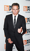 NEW YORK, NY October 01, 2017 Ben Stiller attend 55th New York Film Festival premiere of The Meyerowitz Stories at Alice Tully Hall Lincoln Center in New York October 01,  2017.<br /> CAP/MPI/RW<br /> &copy;RW/MPI/Capital Pictures
