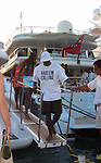 Sean Diddy Combs Yacht MORE 12/29/2003