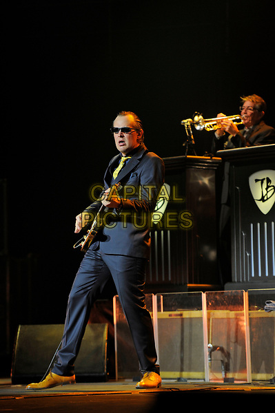 LONDON, ENGLAND - APRIL 21: Joe Bonamassa performing at Royal Albert Hall on April 21, 2017 in London, England.<br /> CAP/MAR<br /> &copy;MAR/Capital Pictures
