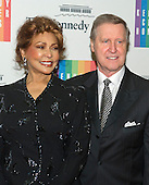 Former U.S. Secretary of Defense William S. Cohen and his wife, Janet Langhart Cohen, arrive for the formal Artist's Dinner honoring the recipients of the 2014 Kennedy Center Honors hosted by United States Secretary of State John F. Kerry at the U.S. Department of State in Washington, D.C. on Saturday, December 6, 2014. The 2014 honorees are: singer Al Green, actor and filmmaker Tom Hanks, ballerina Patricia McBride, singer-songwriter Sting, and comedienne Lily Tomlin.<br /> Credit: Ron Sachs / Pool via CNP