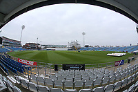 General view of the ground during Yorkshire CCC vs Essex CCC, Specsavers County Championship Division 1 Cricket at Emerald Headingley Cricket Ground on 14th April 2018