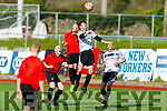 Action from Park Fc v Castlegregory in Div 1A soccer league in Mounthawk Park on Sunday.
