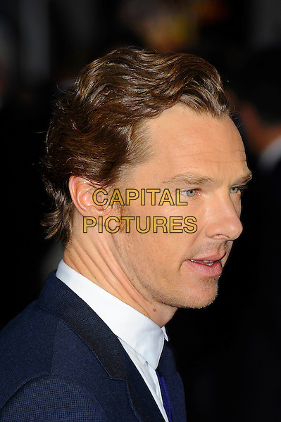 LONDON, ENGLAND - OCTOBER 11: Benedict Cumberbatch attending the 'Black Mass' premiere at the 59th BFI London Film Festival at Odeon Cinema, Leicester Square on October 11, 2015 in London, England.<br /> CAP/MAR<br /> &copy; Martin Harris/Capital Pictures