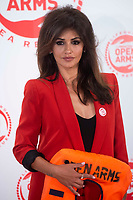 Monica Cruz attends to solidary encounter to raise funds for Open Arms Foundation in Madrid, Spain. May 31, 2018. (ALTERPHOTOS/Borja B.Hojas) NortePhoto.com