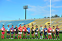Japan Rugby Top League 2011-2012 Press Conference