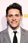Casey Cott attends the Dramatists Guild Foundation toast to Stephen Schwartz with a 70th Birthday Celebration Concert at The Hudson Theatre on April 23, 2018 in New York City.