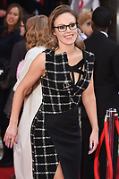 Michelle Dewberry<br /> arrives for the The Prince&rsquo;s Trust Celebrate Success Awards 2017 at the Palladium Theatre, London.<br /> <br /> <br /> &copy;Ash Knotek  D3241  15/03/2017