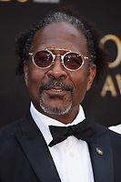 Clarke Peters arriving for the Olivier Awards 2018 at the Royal Albert Hall, London, UK. <br /> 08 April  2018<br /> Picture: Steve Vas/Featureflash/SilverHub 0208 004 5359 sales@silverhubmedia.com
