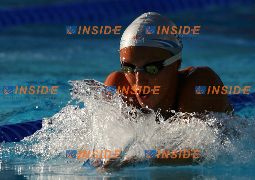 Roma 1st AUGUST 2009 - 13th Fina World Championships .From 17th to 2nd August 2009.Women's 50m Breaststroke.Panara Roberta ITA.Roma2009.com/InsideFoto/SeaSee.com