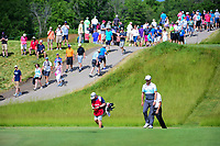 Zach Johnson (USA) approaches the 6th green during Saturday's round 3 of the 117th U.S. Open, at Erin Hills, Erin, Wisconsin. 6/17/2017.<br /> Picture: Golffile | Ken Murray<br /> <br /> <br /> All photo usage must carry mandatory copyright credit (&copy; Golffile | Ken Murray)