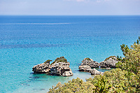 Porto Zorro beach in Zakynthos island, Greece