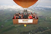 20151105 November 05 Hot Air Balloon Gold Coast