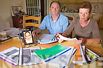 DISMAY: Richard and Kay Keane from Ballylongford who say they were treated with contempt by a Da?il committee hearing the circumstances of their daughter's death in a road accident in 2006.
