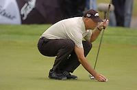 July 7th, 2006. Smurfit European Open, The K Club, Straffan, County Kildare..Usa's Tom Lehman at the above..Photo: BARRY CRONIN/Newsfile..(Photo credit should read BARRY CRONIN/NEWSFILE).