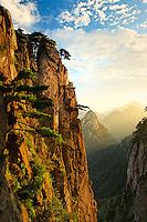 Sunrise, Yellow Mountain, Huangshan, China