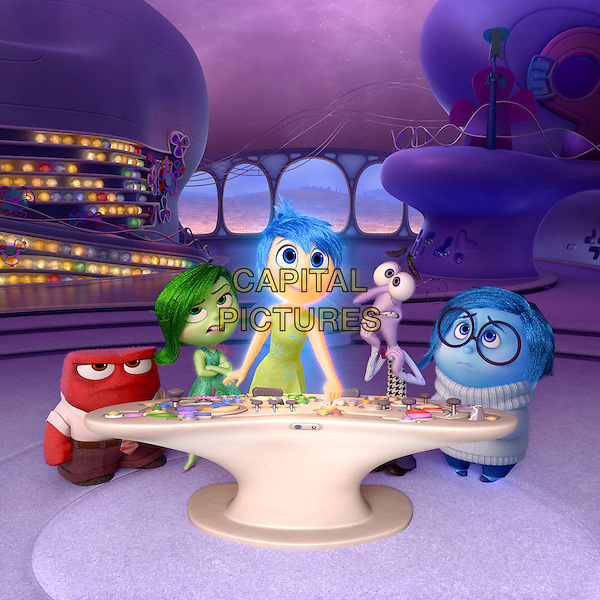 SCENE<br /> in Inside Out (2015) <br /> *Filmstill - Editorial Use Only*<br /> CAP/FB<br /> Image supplied by Capital Pictures
