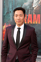 "LOS ANGELES - APR 4:  David An at the ""Rampage"" Premiere at Microsoft Theater on April 4, 2018 in Los Angeles, CA"