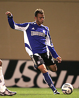 2 April 2005:  of the game at Spartan Stadium in San Jose, California.   Earthquakes and Revolutions tied at 2-2.  Credit: Michael Pimentel / ISI
