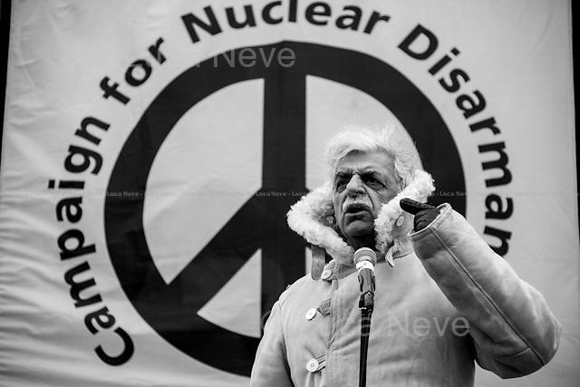 Tariq Ali, Activist.
