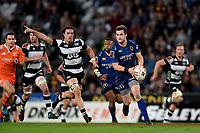 Michael Collins in action during the 2018 Mitre 10 Cup Championship rugby semifinal between Canterbury and Counties Manukau at Forsyth Barr Stadium in Dunedin, New Zealand on Saturday, 20 October 2018. Photo: Joe Allison / lintottphoto.co.nz