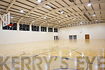 Full size basketball court at John Mitchels GAA clubs new development at at Skehenagh.