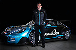 Photo Call - Racing Driver John McIntyre
