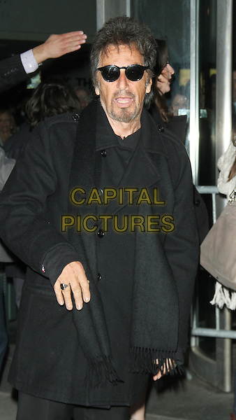 NEW YORK, NY - MARCH 18:  Al Pacino at the New York premiere of Bleecker Street's Danny Collins at the AMC Lincoln Square in New York City on March 18, 2015.