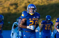 2015.09.12 UBC Football vs Regina Rams - Homecoming 2015