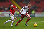 Sheffield United's Paul Coutts escapes Coventry's Ryan Kent - Sheffield United vs Coventry City - SkyBet League One - Bramall Lane - Sheffield - 13/12/2015 Pic Philip Oldham/SportImage