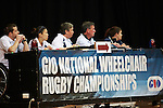 National Wheelchair Rugby Championships 2013 - Day Three<br /><br />Bronze medal Match, NSW vs New Zealand