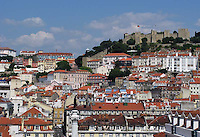 General view of the Lisbon City