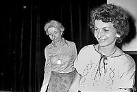 - Adele Faccio ed Emma Bonino, leaders del Partito Radicale Italiano e del movimento per  diritto al divorzio e all'aborto (luglio 1975)<br /> <br /> - Adele Faccio and Emma Bonino, leaders of Italian Radical Party and of movement for the right to divorce and abortion (July 1975)