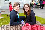 Jacinta Lawlor Walsh and Doreen O'Sullivan at the Donal Walsh 6k walk at the Spa NS on Sunday.