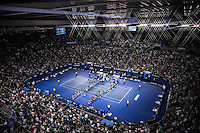 AMBIENCE<br /> <br /> Tennis - Australian Open 2015 - Grand Slam -  Melbourne Park - Melbourne - Victoria - Australia  - 31 January 2015. <br /> &copy; AMN IMAGES
