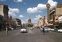Vintage Retro Historical Austin, Texas - Images, Stock Photos & Prints | HerronStock
