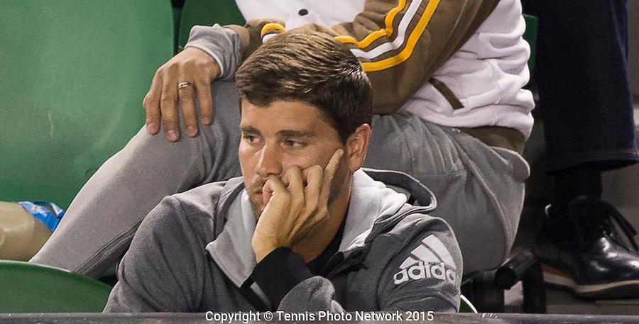 DANNY VALLVERDU<br /> <br /> Tennis - Australian Open 2015 - Grand Slam -  Melbourne Park - Melbourne - Victoria - Australia  - 29 January 2015. <br /> &copy; AMN IMAGES