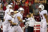 Stanford against Washington State at CenturyLink Field in Seattle Saturday September 28, 2013.