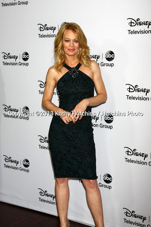 LOS ANGELES - JAN 10:  Jeri Ryan attends the ABC TCA Winter 2013 Party at Langham Huntington Hotel on January 10, 2013 in Pasadena, CA