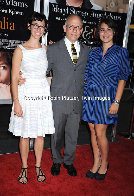 Mariah, Bob Balaban and Hazel Balaban