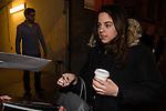 ©www.agencepeps.be - 140125 - F.Andrieu - A.Rolland - Alain Delon était à Bruxelles dans le cadre de la pièce de théatre avec sa fille. Bon nombre de personnalités étaient présentent pour assister au deux représentations. Notamment JC Vandamme, François Pirette,...