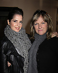 General Hospital - Kelly Monaco poses with her mom Carmina at Uncle Vinnie's Comedy Club on February 19, 2011 in Point Pleasant Beach, New Jersey for fun, questions, stories, autographs and photos. (Photo by Sue Coflin/Max Photos)