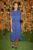 PACIFIC PALISADES, CA - OCTOBER 06: Kilo Kish arrives at the 9th Annual Veuve Clicquot Polo Classic Los Angeles at Will Rogers State Historic Park on October 6, 2018 in Pacific Palisades, California.<br /> CAP/ROT/TM<br /> &copy;TM/ROT/Capital Pictures