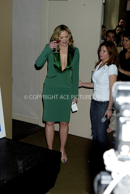 WWW.ACEPIXS.COM . . . . . ....NEW YORK, NEW YORK, MAY 10TH 2005....Kim Cattrall Unveils Island Breeze By Bacardi Launch Event....Please byline: Ian Wingfield - ACE PICTURES..... *** ***..Ace Pictures, Inc:  ..Craig Ashby (212) 243-8787..e-mail: picturedesk@acepixs.com..web: http://www.acepixs.com