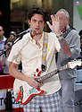"NEW YORK - JULY 23:  John Mayer performs on NBC's ""Today"" at Rockefeller Center on July 23, 2010 in New York City.  (Photo by Soul Brother/FilmMagic)"