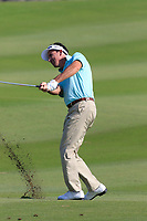 Gonzalo Fernandez Castano (ESP) during the first round of the NBO Open played at Al Mouj Golf, Muscat, Sultanate of Oman. <br /> 15/02/2018.<br /> Picture: Golffile | Phil Inglis<br /> <br /> <br /> All photo usage must carry mandatory copyright credit (&copy; Golffile | Phil Inglis)